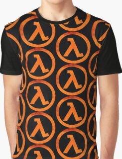 °GEEK° Half Life Graphic T-Shirt