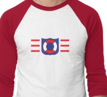 Coast Guard Lego Men's Baseball ¾ T-Shirt