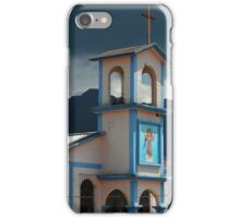 Steeple on a Rural Church iPhone Case/Skin