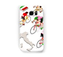 Cyclists Giro Italia Samsung Galaxy Case/Skin