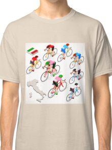 Cyclists Giro Italia Classic T-Shirt