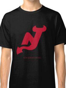 New Jersey Devils 0001 Classic T-Shirt