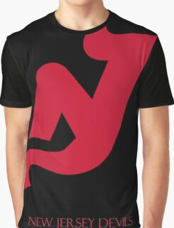 New Jersey Devils 0001 Graphic T-Shirt