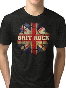 Vintage Brit rock Tri-blend T-Shirt