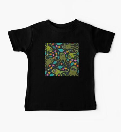 Sea Monster Party Kids Clothes