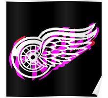 Detroid Red Wings Poster