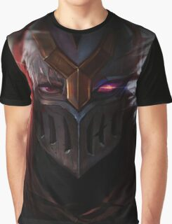 Zed - Shadow Graphic T-Shirt