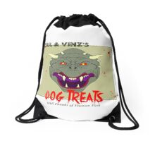 Devil Dog Drawstring Bag