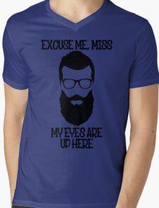 MY EYES Mens V-Neck T-Shirt
