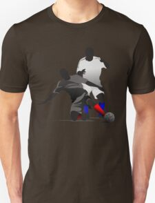 Football players kicking T-Shirt