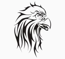 Eagle tattoo design One Piece - Short Sleeve
