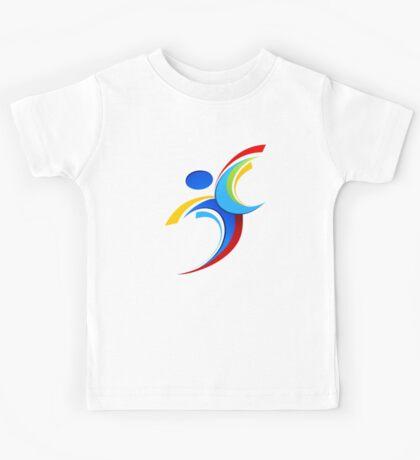 Sport logo design Kids Tee