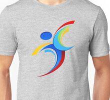 Sport logo design Unisex T-Shirt