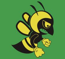 Fighting bee Kids Tee