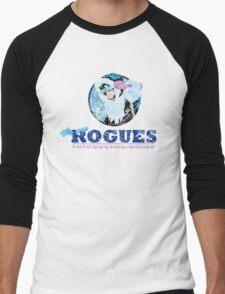 ROGUES: COLD Men's Baseball ¾ T-Shirt