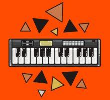 Music keyboard Kids Tee