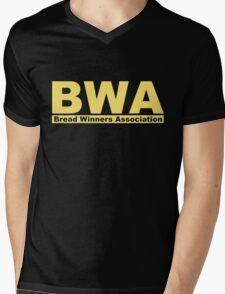 Bread Winners Association  Mens V-Neck T-Shirt
