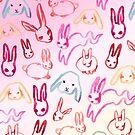 Big Pink Buns by brettisagirl