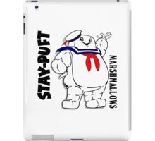 Mr Stat Puft iPad Case/Skin