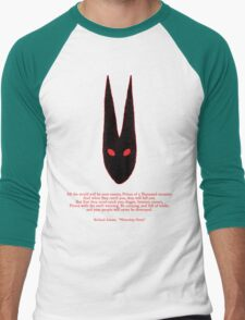 Watership Down RED Men's Baseball ¾ T-Shirt
