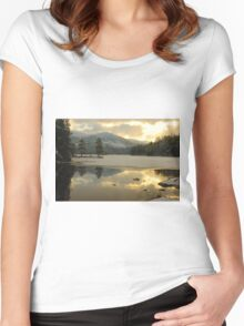 Icy Loch Women's Fitted Scoop T-Shirt