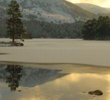 Icy Loch Sticker