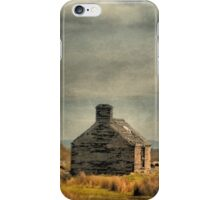 Is There Anyone at Home? iPhone Case/Skin