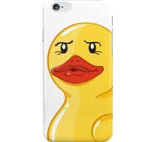 Duckface iPhone Case/Skin