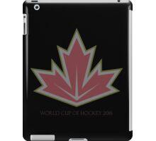 World Cup Hockey 2016 iPad Case/Skin