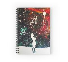 Endless Space Spiral Notebook