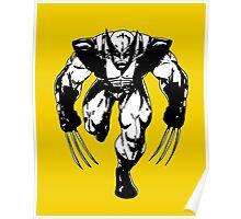 Wolverine Fan Art Poster