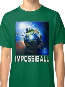 Flat Earth Impossiball Classic T-Shirt
