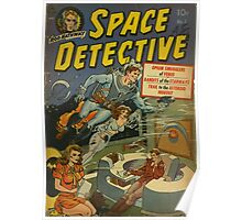 Space Detective No.1 Poster