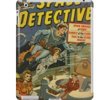 Space Detective No.1 iPad Case/Skin