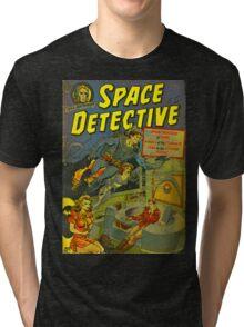 Space Detective No.1 Tri-blend T-Shirt