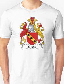Shields Coat of Arms / Shields Family Crest Unisex T-Shirt