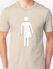 TRANS ICON Unisex T-Shirt