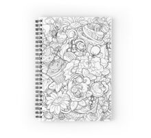 Sweets in Spring Spiral Notebook