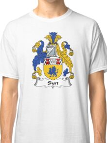 Short Coat of Arms / Short Family Crest Classic T-Shirt