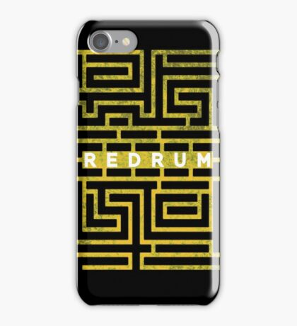 The overlook maze iPhone Case/Skin