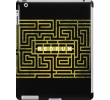 The overlook maze iPad Case/Skin