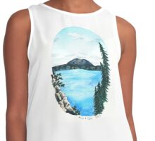 Crater Lake Contrast Tank
