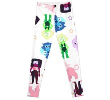 Steven Universe and the Crystal Gems ! Leggings