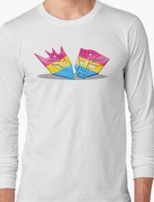 Pansexual Transformer Long Sleeve T-Shirt