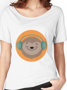 Sloth Jams Women's Relaxed Fit T-Shirt