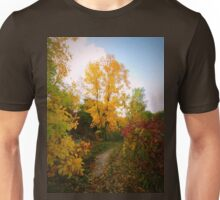Autumn Trail Unisex T-Shirt