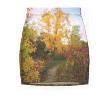 Autumn Trail Mini Skirt