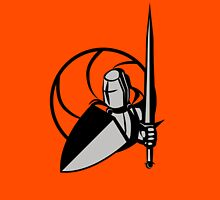 Knight ready to fight Unisex T-Shirt