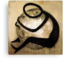world-embracing Canvas Print