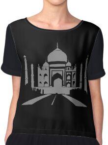 Taj Mahal Chiffon Top